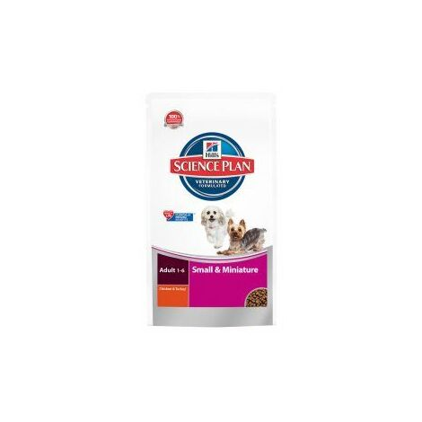 Hills Science Plan Canine Adult Small & Mini Chicken and Tur (72687)