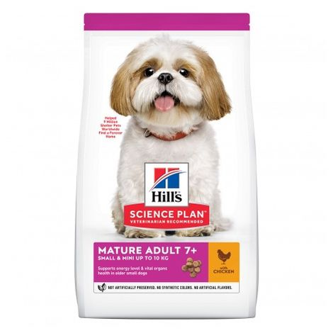 Hills Science Plan Canine Mature Adult Small & Miniature