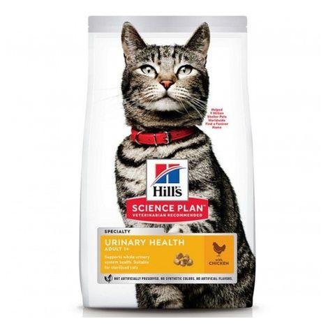 Hill's Science Plan Pienso Seco Feline Adult Urinary Sterilized Cat Pollo Saco de 1,5 Kg