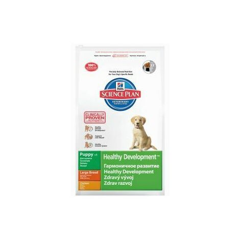 Hills Science Plan Puppy Healthy Development Large Breed Chi (713432)