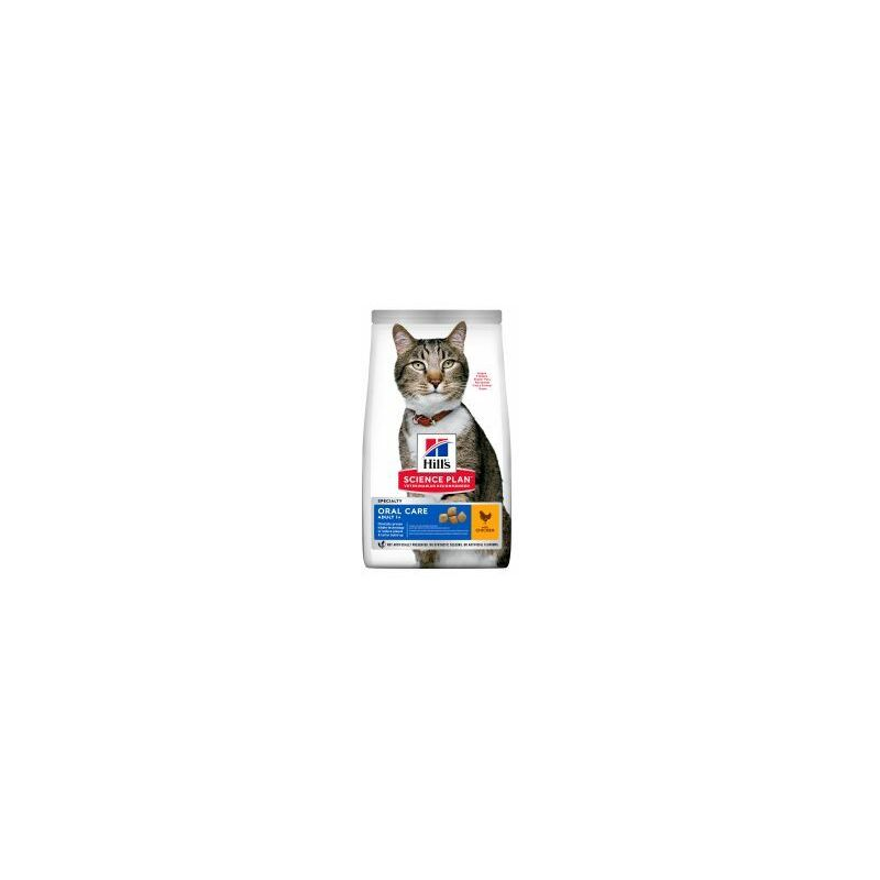 Image of Hills Sp Cat Adt Oral Ch 7kg - 647048