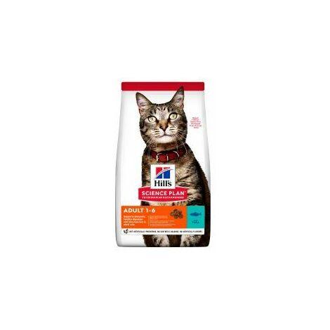 Hills Sp Cat Adt Tuna 1.5kg - 646928