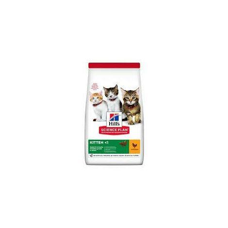 Hills Sp Kitten Chicken 300g - 669696