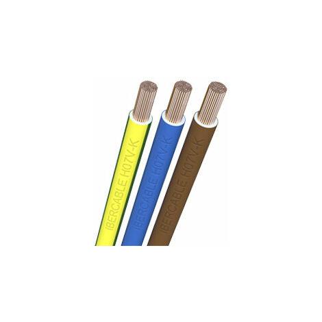 HILO LINEA FLEXIBLE GRIS 1X1,5
