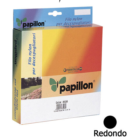 Hilo Nylon Redondo 2,4 mm. (Dispensador 100 Metros)