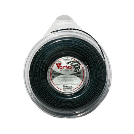Hilo nylon trenzado Vortex 2,4mm - 70 Metros