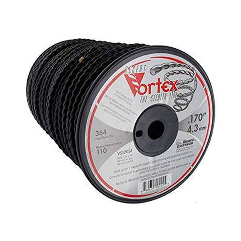 Hilo nylon trenzado Vortex