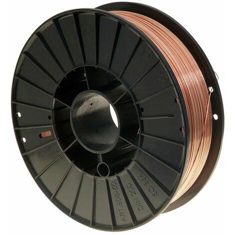 Hilo Soldar 0,8 mm. (Bobina De 5,0 Kg.)