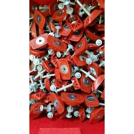 Hilti 251705 - fixture chute Cable trunking fastener X-ET DNIK-H 27 - Pack of 100