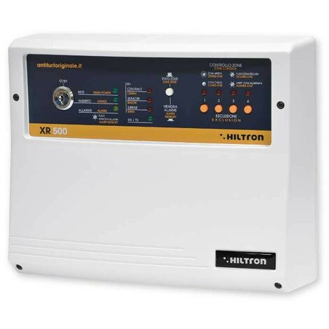 HILTRON CENTRAL ANTIRROBO INALÁMBRICA XR500