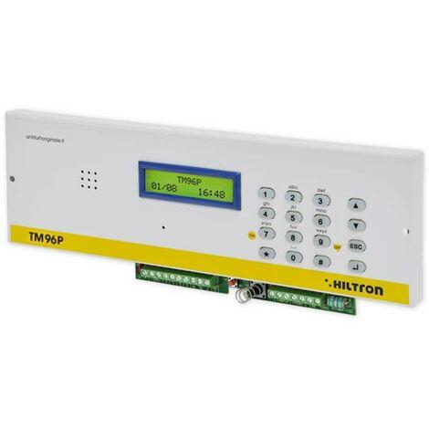 HILTRON Panel marcador de teléfono 2en/2out con mensajes de voz