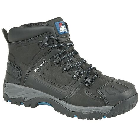 Himalayan 5206 Utility Men's Black Safety Boots - Size 11