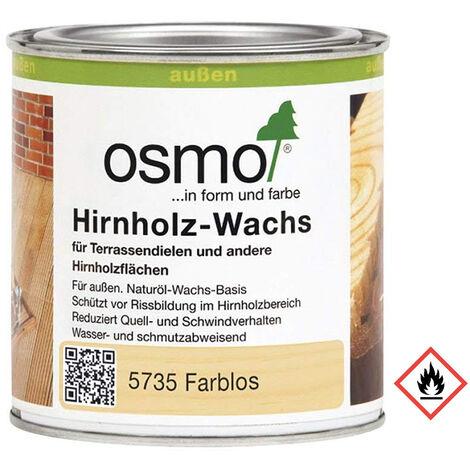 Hirnholz-Klarwachs