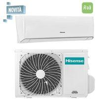 HISENSE climatique onduleur mono LED WiFi R32 climatiseur 9000 BTU ENERGIE A / A de la pompe à chaleur.