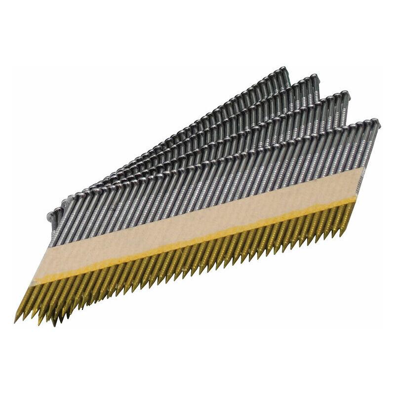 Image of HiKOKI 705610 EG Ring Shank Framing Nails 64mm x 3.1 (Box 3300)
