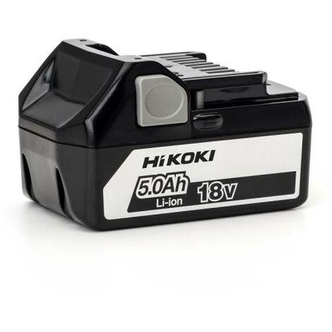 HITACHI BSL1850 18V BATTERY 5.0AH