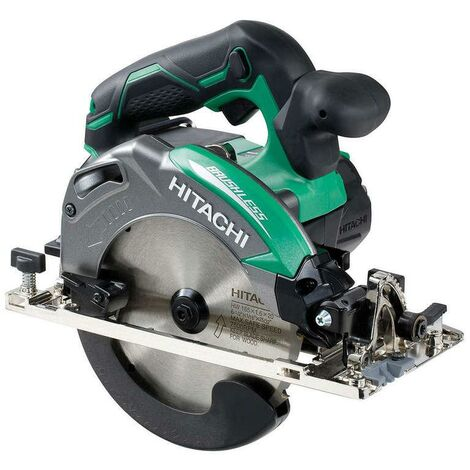 Hitachi C18DBAL Brushless Circular Saw Body Only