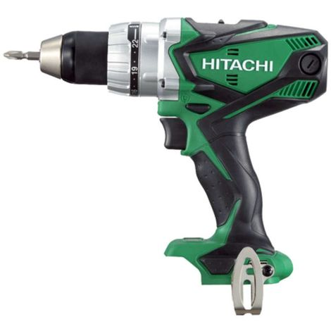Hitachi DS18DSDL/L4 18V Drill Driver Body Only