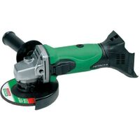 Hitachi G18DSL/L4 18v Angle Grinder Body Only