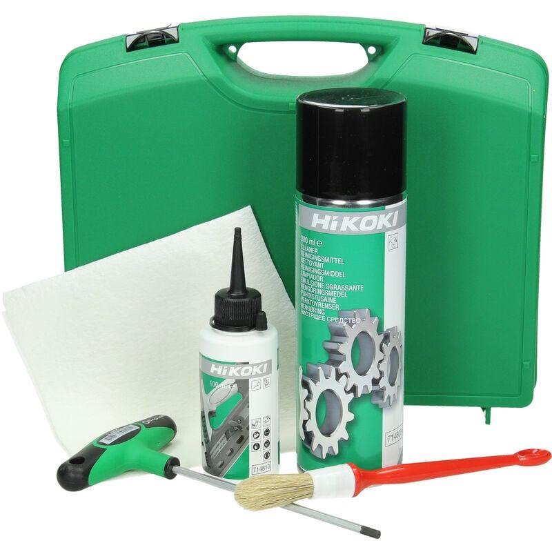 Image of Cleaning Kit for Gas Nailer NT65 & NR90GC - 714800 - Hikoki
