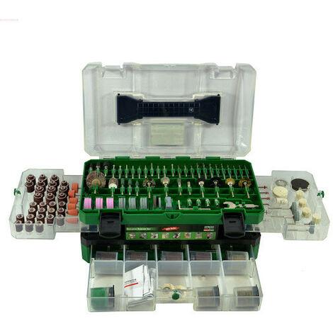 Hitachi - Hikoki- coffret assortiment 389 outils rotatifs (emm.Ø 3,2mm) - TNT