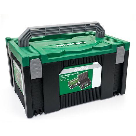Hitachi/HiKOKI HSC3 Type 3 Stackable System Case 402546 - HSC3