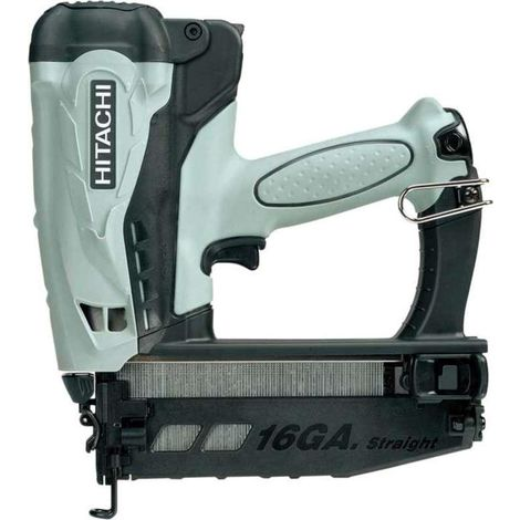 Hitachi HiKOKI NT65GS Cordless Gas Finish Nailer ( Straight )