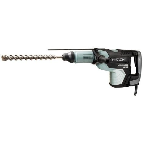 Hitachi - Hikoki- Perforateur burineur SDS-Max 1500W 52mm 18J (sans charbon) - DH52ME