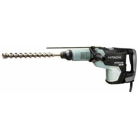 Hitachi - Hikoki– Perforateur burineur SDS-Max 1500W 52mm 18J (sans charbon) – DH52MEZ