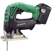 Hitachi - hikoki scie sauteuse 135 mm 18v li-ion 2x4ah - cj18dsl 4a