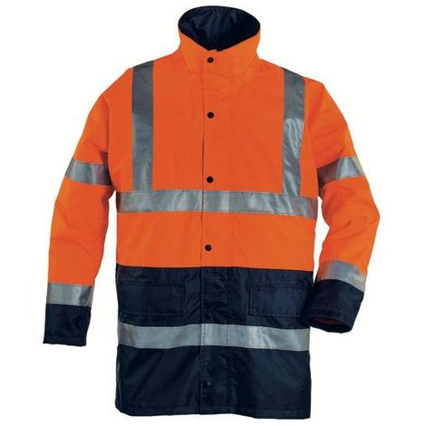 HIWAY parka de travail haute visibilité polyester Coverguard