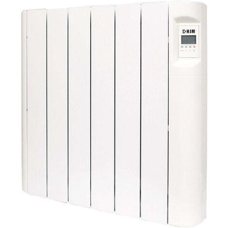 HJM ECD Emisor térmico con fluido y cronotermostato electrónico 1000 W