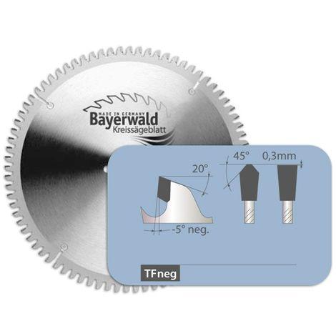 HM Kreissägeblatt - Ø 160 mm x 1,8 mm x 20 mm   Z=56 TF positiv