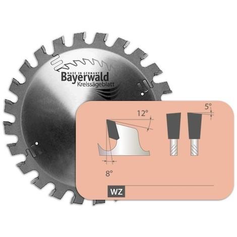 Bayerwald HM Bausäge Extrem Kreissägeblatt WZ//FWF