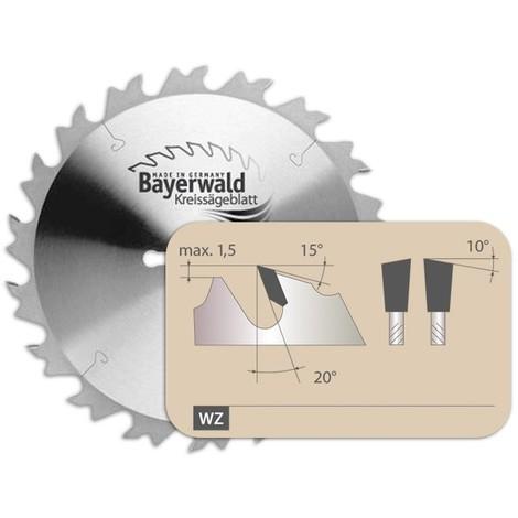 DeWalt Handkreissägeblatt DT1142 Holz Kreissäge Blatt Ø 160mm Sägeblatt Werkzeug