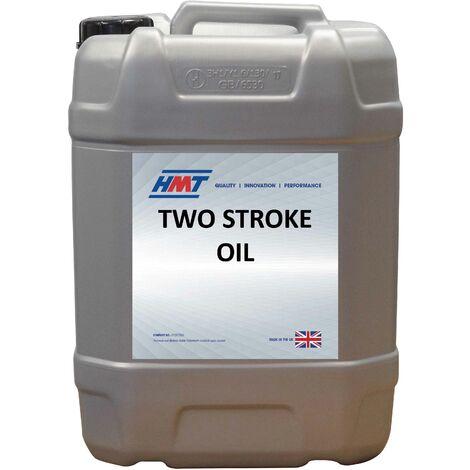 HMT HMTM095 API TC Quality Two Stroke Oil - 20 Litre Plastic