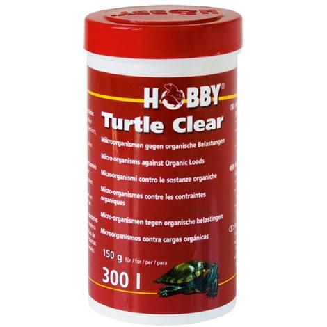 Hobby Turtle Clear, 150 g für 300 l