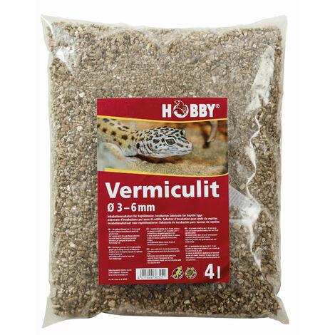 Hobby Vermiculit, Ø 3-6 mm, 4 l