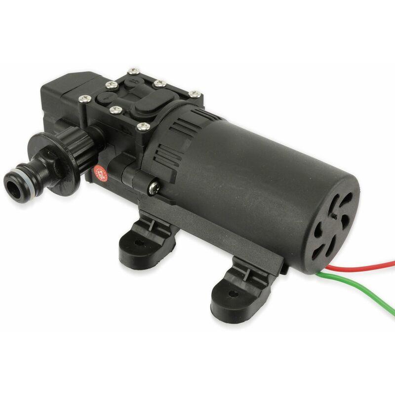 6 l//min. Hochdruck-Wasserpumpe DAYPOWER WP-165 12 V-