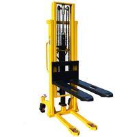 Hochhubwagen Handstapler Hydraulik PU 1,0t / 1000kg Hub 2,5m / 2500mm NEU