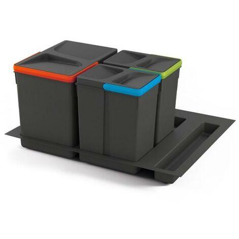 Hogar > Muebles > Organización y Almacenamiento > Orden en la Cocina > Contenedores de reciclaje