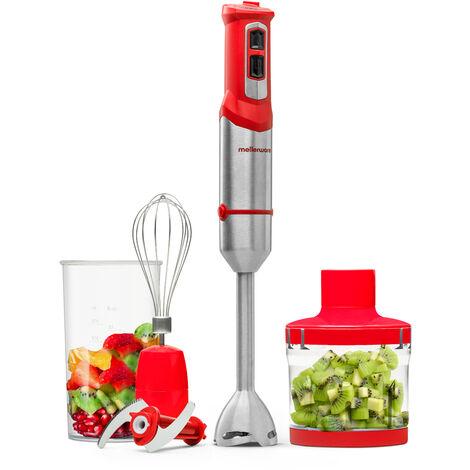Hogar > Pequeño Electrodoméstico > Preparación de alimentos > Batidoras y procesadores de alimentos > Batidoras de mano