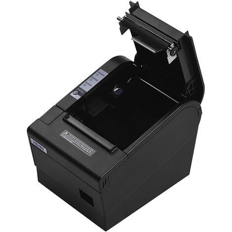 Hoin, 80mm USB Impresora termica de recibos POS, 100-240V