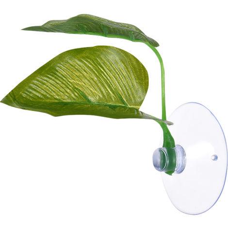 Hoja de planta artificial, hamaca Betta, 2 hojas