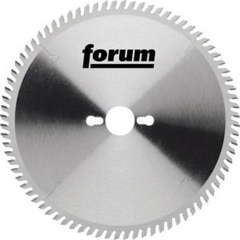 Hoja de sierra circular, Ø : 210 mm, Ancho : 2,8 mm, escariado 30 mm, perforacións secundarios : 2/7/42, dientes : 64
