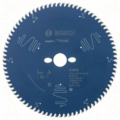 """main image of """"BOSCH 2608644342 Disco de sierra CSB Expert madera: 254x30x54D pos"""""""