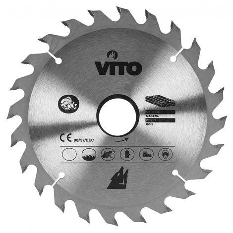 Hoja de sierra circular de madera VITO Alesage de 315 mm, 30 mm, 30 dientes -