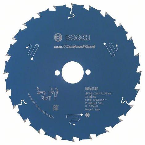 Hoja De Sierra Circular Ex Cw H 165X20-24 - Bosch