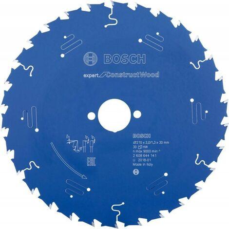 Hoja de sierra circular.Expert CW 210x2,0x30mm Z30 W+DBosch