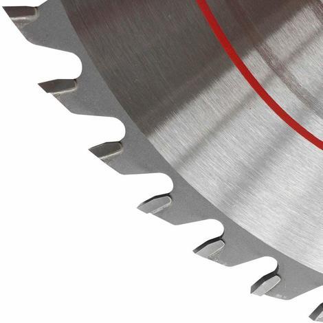 Hoja de sierra de carburo KSB21030Z24 Holzmann disco de corte madera 24 dientes